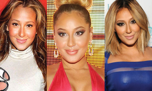 Adrienne Bailon Plastic Surgery Before and After 2020
