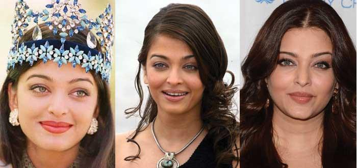 Aishwarya Rai Plastic Surgery Before and After 2019
