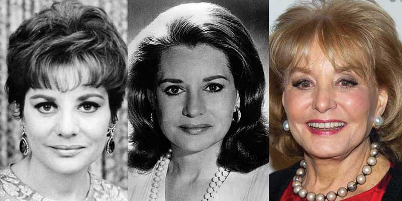 Barbara Walters Plastic Surgery Before and After 2021