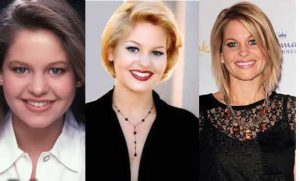 Michelle pfeiffer plastic surgery before and after for What does delta burke look like now