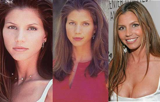 Charisma Carpenter Plastic Surgery Before and After 2021