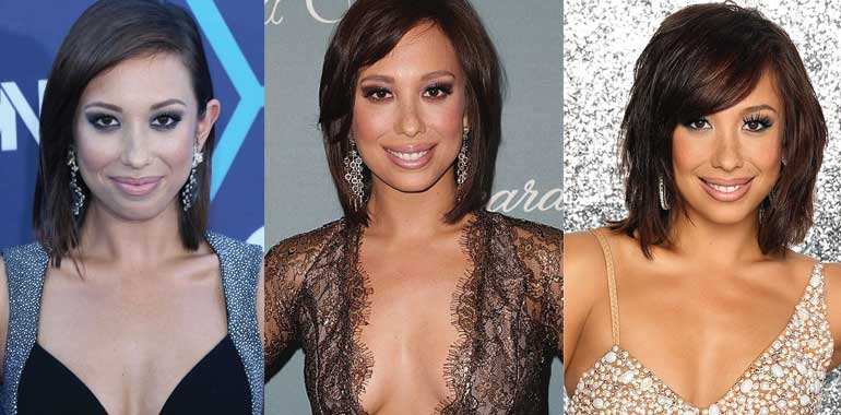 Cheryl Burke Plastic Surgery Before and After 2020