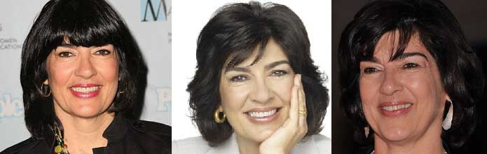 Christiane Amanpour Plastic Surgery Before and After 2021