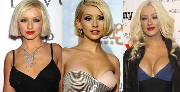 Christina Aguilera Plastic Surgery Before and After 2020