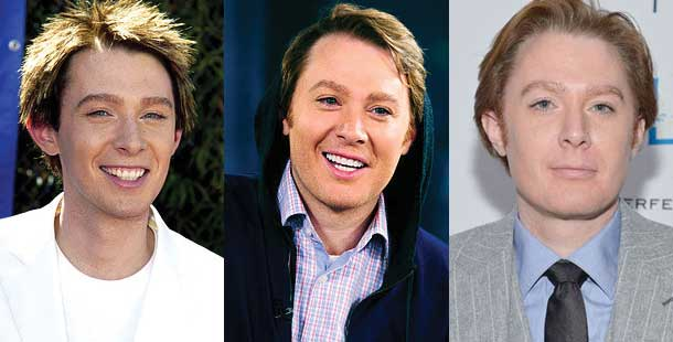 Clay Aiken Plastic Surgery Before and After 2019