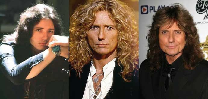David Coverdale Plastic Surgery Before and After 2021