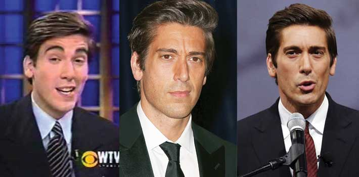 David Muir Plastic Surgery Before and After 2019