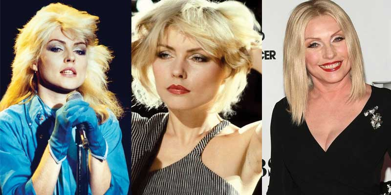 Debbie Harry Plastic Surgery Before and After 2020