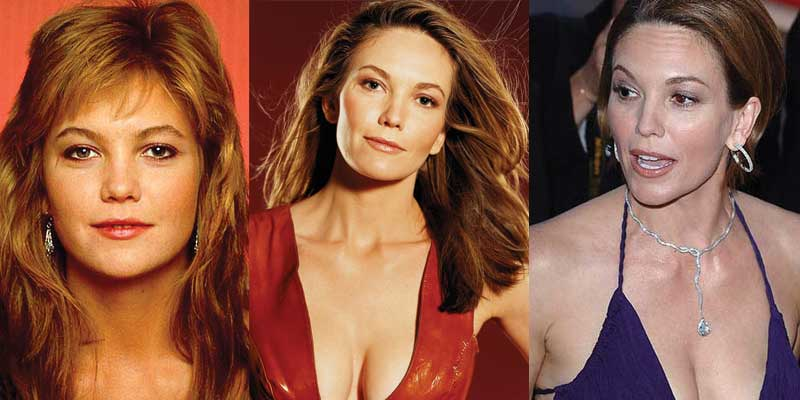 Diane Lane Plastic Surgery Before and After 2021