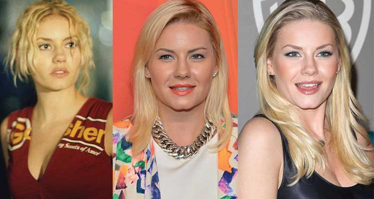 Elisha Cuthbert Plastic Surgery Before and After 2019