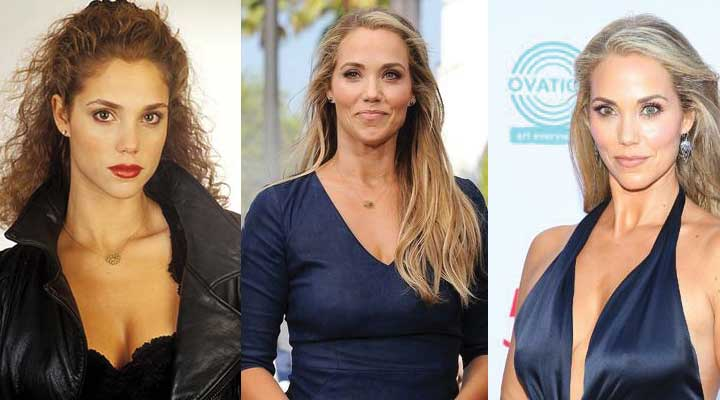 Elizabeth Berkley Plastic Surgery Before and After 2019
