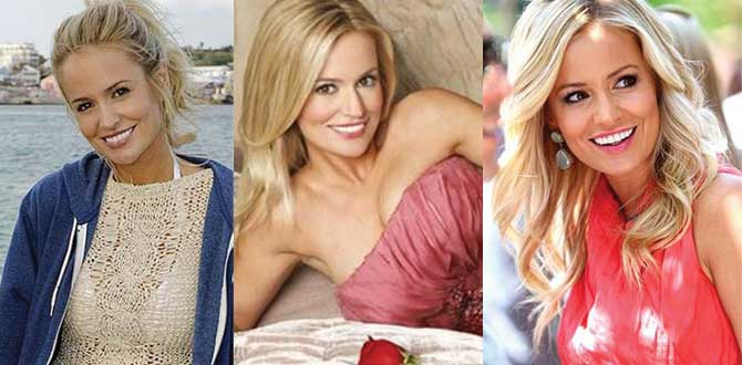 Emily Maynard Plastic Surgery Before and After 2019