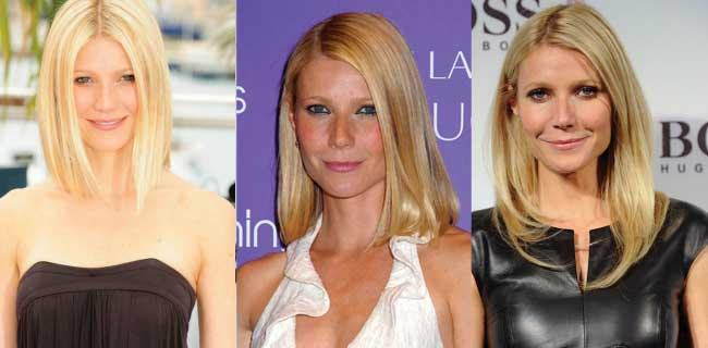 Gwyneth Paltrow Plastic Surgery Before and After 2021