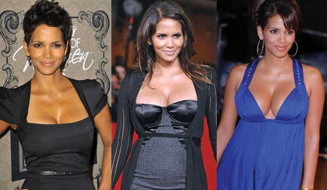 Halle Berry Plastic Surgery Before and After 2020