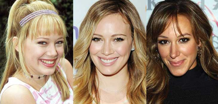 Haylie Duff Plastic Surgery Before and After 2019