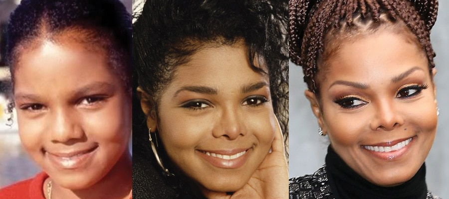 Janet Jackson Plastic Surgery Before and After 2021