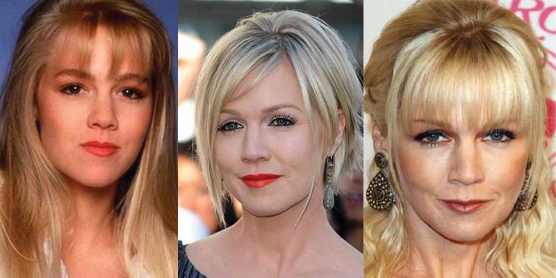 Jennie Garth Plastic Surgery Before and After 2019