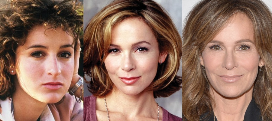 Jennifer Grey Plastic Surgery Before and After 2020