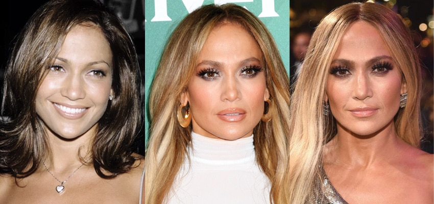 Jennifer Lopez Plastic Surgery Before and After 2020