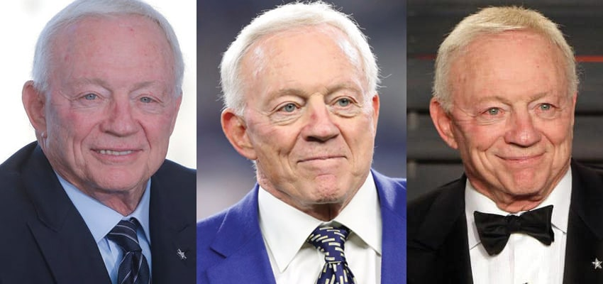 Jerry Jones Plastic Surgery Before and After 2021