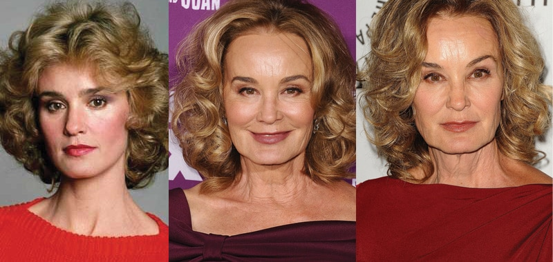 Jessica Lange Plastic Surgery Before and After 2021