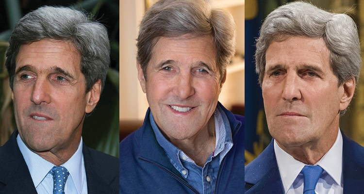 John Kerry Plastic Surgery Before and After 2021