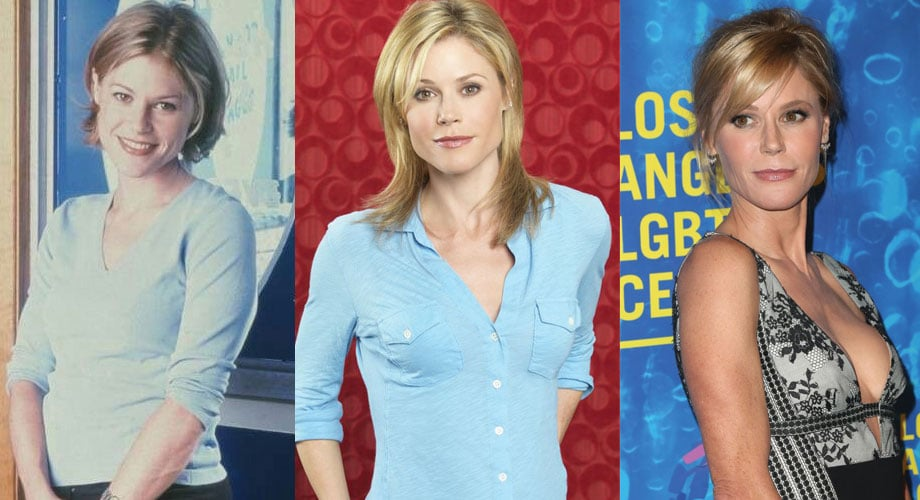 Julie Bowen Plastic Surgery Before and After 2021