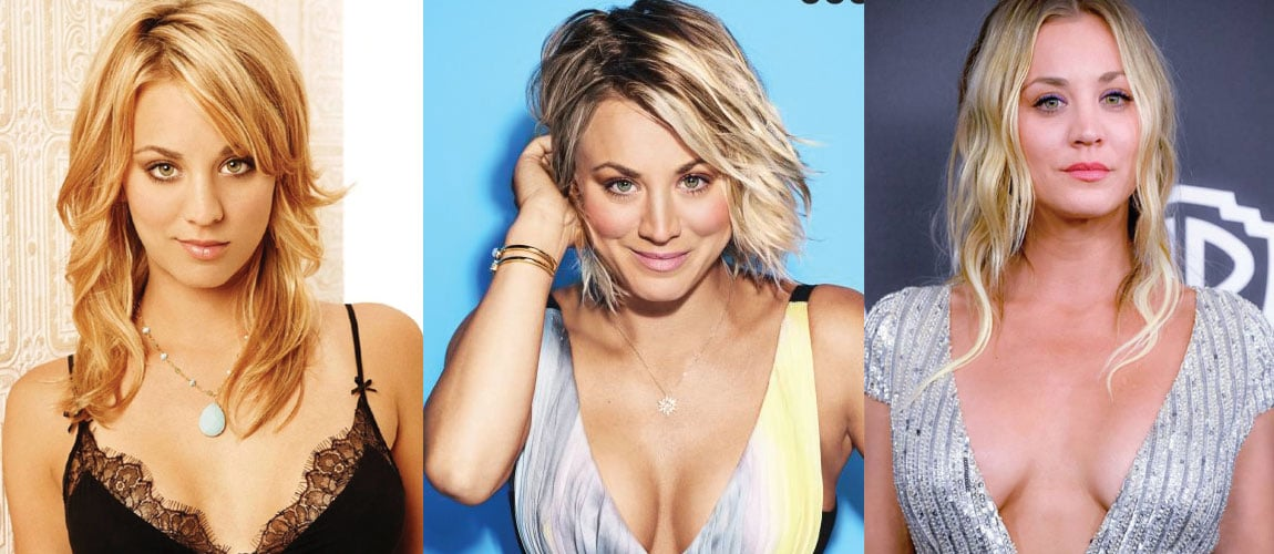 Kaley Cuoco Plastic Surgery Before and After 2021