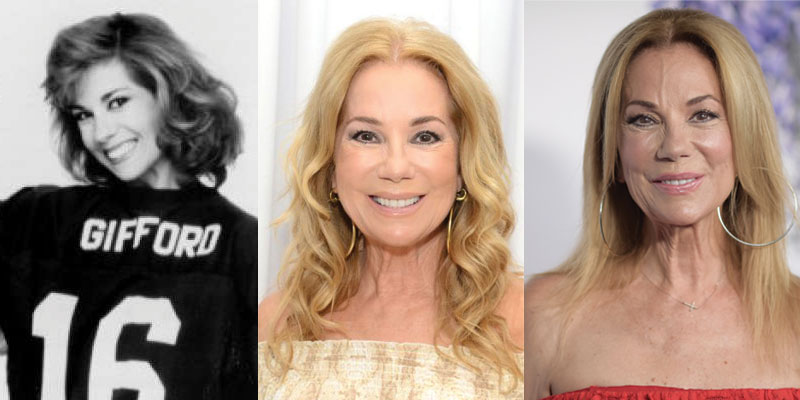 Kathie Lee Gifford Plastic Surgery Before and After 2020
