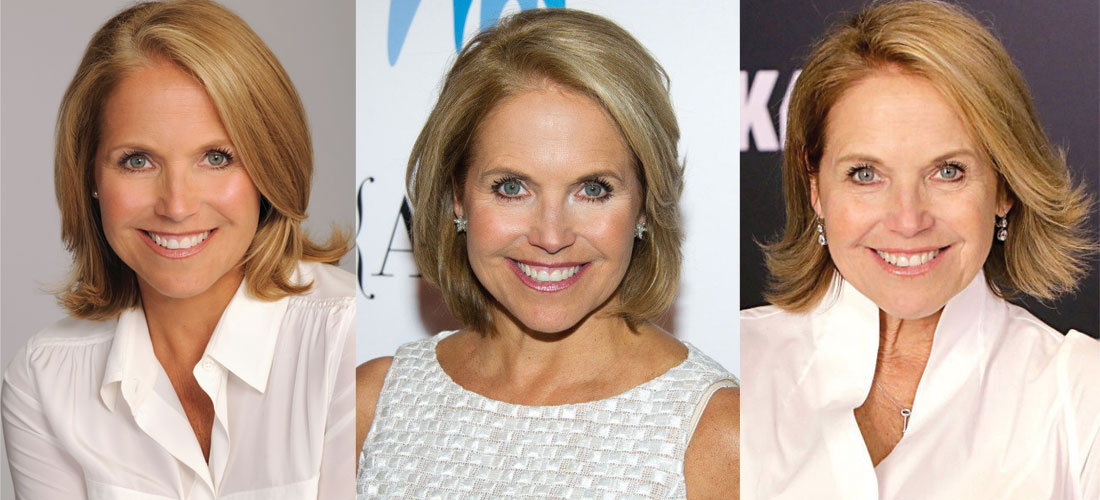 Katie Couric Plastic Surgery Before and After 2021