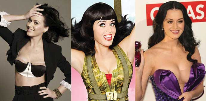 Katy Perry Plastic Surgery Before and After 2019