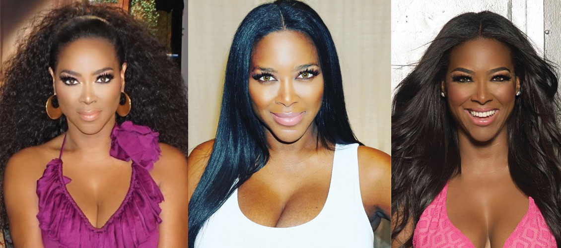 Kenya Moore Plastic Surgery Before and After 2021
