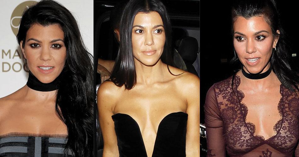 Kourtney Kardashian Plastic Surgery Before and After 2020