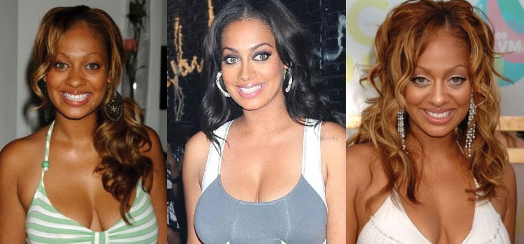 Lala Vasquez Plastic Surgery Before and After 2020