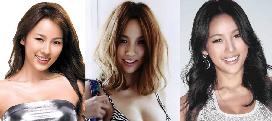 Lee Hyori Plastic Surgery Before and After 2021