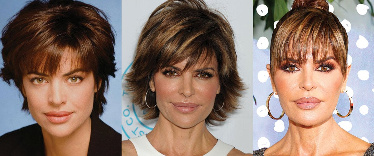 Lisa Rinna Plastic Surgery Before and After 2021