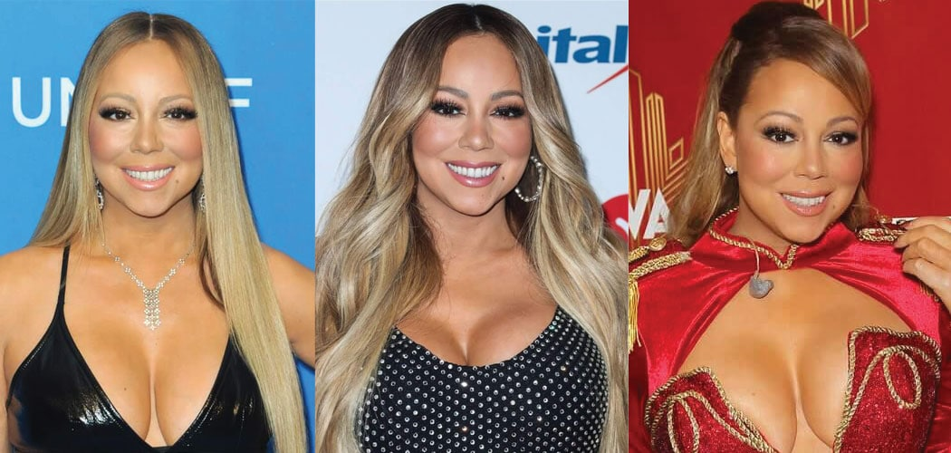 Mariah Carey Plastic Surgery Before and After 2021