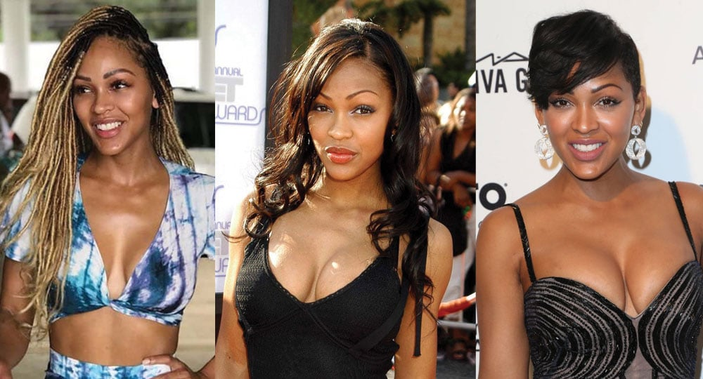 Meagan Good Plastic Surgery Before and After 2021