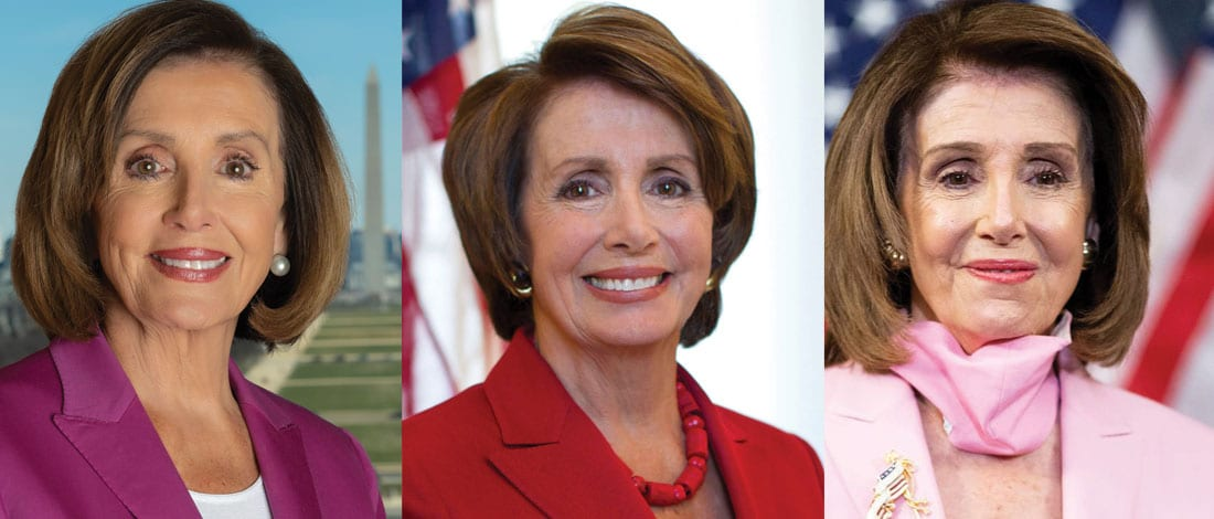 Nancy Pelosi Plastic Surgery Before and After 2021