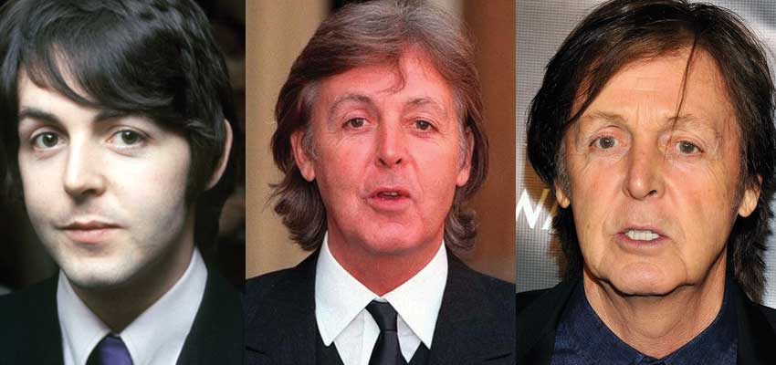 Paul McCartney Plastic Surgery Before and After 2019